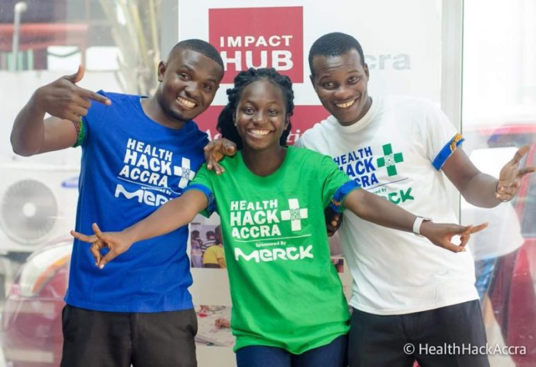 Circum-Events: Health Hack Accra, August 26-28, Impact Hub Accra, Ghana
