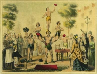 Alcides - Encyclopédie du Cirque