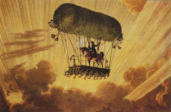 Ascension à cheval - Encyclopédie du Cirque