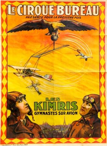 L'avion des Kimris - Encyclopédie du Cirque