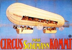 Cirque Max Schumann - Affiches de Cirque