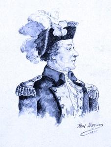 Antonio Franconi, portrait