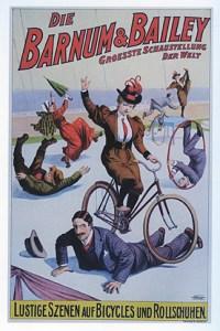 Barnum & Bailey en Allemagne - Année 1900 au Cirque