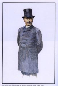 Charles Franconi directeur du Cirque d'Hiver - Année 1900 au Cirque