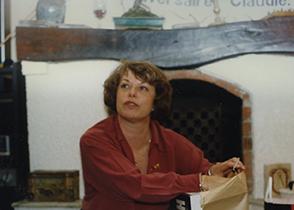 Claudia Vivaldi auteur et éditrice de Cirque