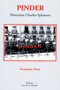 le livre: Pinder - Direction Charles Spiessert