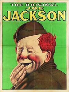 affiche de Joe Jackson, le voleur de bicyclette