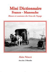 couverture du livre du mini-dictionnaire franco-manouche - photo de Louis Bouchery - Cirque et Voyage