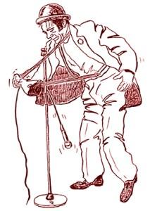 George Carl par Zakary - le rire en piste