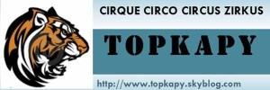 Logo Topkapy - Sites francophones Cirque