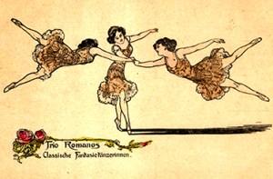 danse - Lexique du Cirque