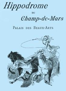 Hippodrome du Champs de Mars - Hippodromes parisiens