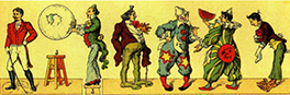 Les amis des Carpi - Année 1902 Cirque
