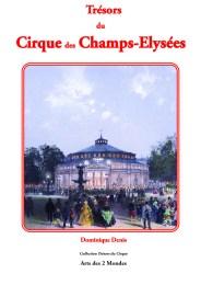 Trésors du Cirque des Champs-Elysées à Paris - couverture
