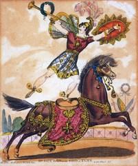 Andrew Ducrow - Premiers cirques dans le monde