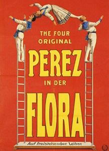 Echelle libre par les Perez - Lexique du Cirque