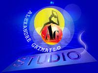 Logo de AG Studio - sites étrangers de Cirque