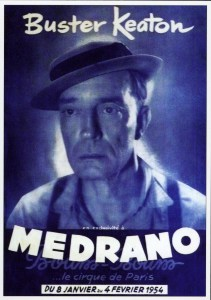 Buster Keaton - Direction Jérôme Medrano