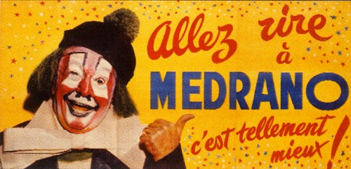 Allez rire à Medrano - Direction Jérôme Medrano