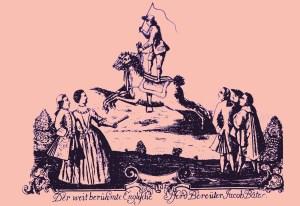 Jacob Bates - Voltigeurs à cheval
