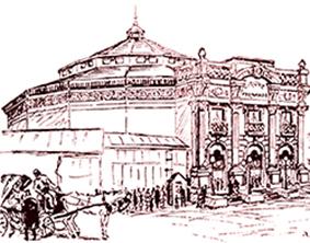 Cirque Fernando à Montmartre