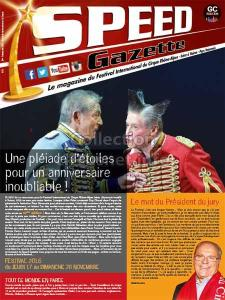 Speed Gazette - Revues de Cirque