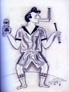 Rastelli par Serge - Les Jongleurs