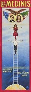Ladder act : Medini - Circus Dictinnary