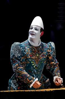 Clown: Yann - Circus Dictionary