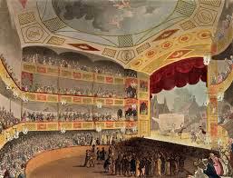 Amphitheater Astley - Circus Dictionary