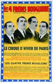 Cirque d'Hiver Bouglione 1935 - frères Bouglione