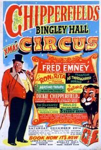 Ringmaster - Circus Dictionary