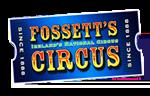 Logo Fosset - Cirques européens