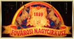 Logo Fovarosi Nagycirkusz- Cirques européens
