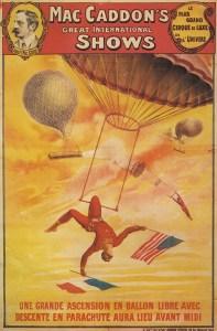 Parachute - Circus Dictionary