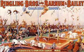 Three rings circus - Circus Dictionary