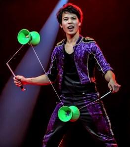 Diabolist : Weilianglin - Circus Dictionary