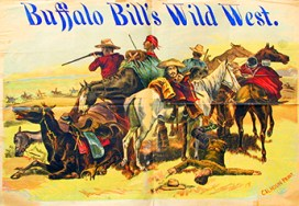 Wild West Show - Circus Dictionary