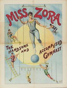 Miss Zora - boules