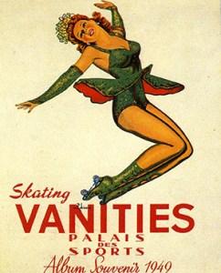 Skating Vanities 1949 - Patineurs à roulettes