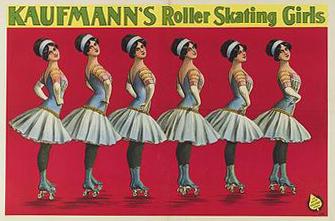 The Kaufmann Girls - Patineurs à roulettes