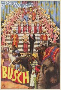 Circus Busch - Définition Cirque