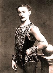 Cinquevalli, le premier jongleur vedette