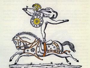 Johann Hinné - Circus Gymnasticus