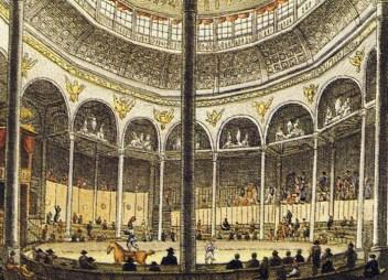 À l'Intérieur du Circus Gymnasticus