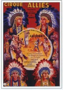 Cirque des Alliés - Amédée Ringenbach - les Arizona