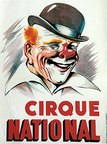 Le Cirque National – direction Amédée Ringenbach