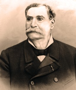 Théodore Rancy - portrait