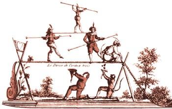 Les danseurs de corde - Antoine Plège