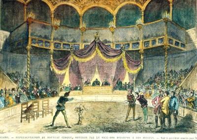 Théodore Rancy au Caire